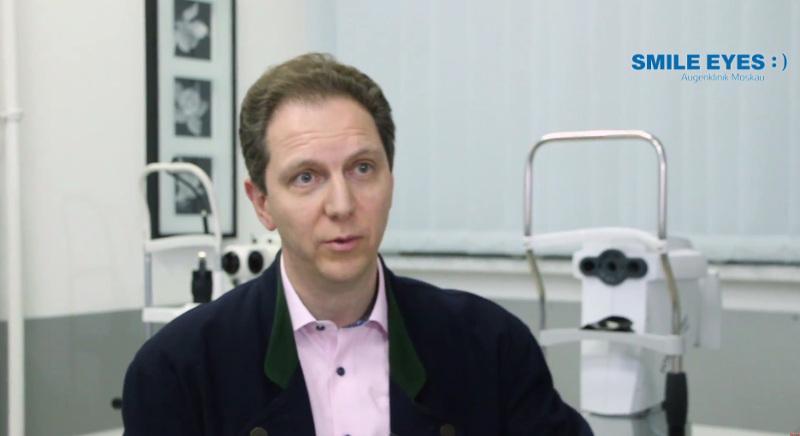 Интервью с рефракционным хирургом
