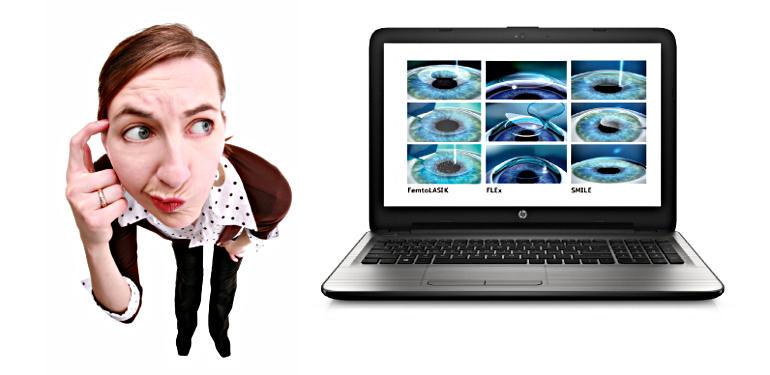 Лучший метод лазерной коррекции зрения