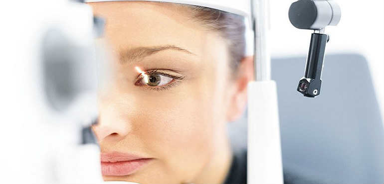 Восстановление плохого зрения с помощью лазера